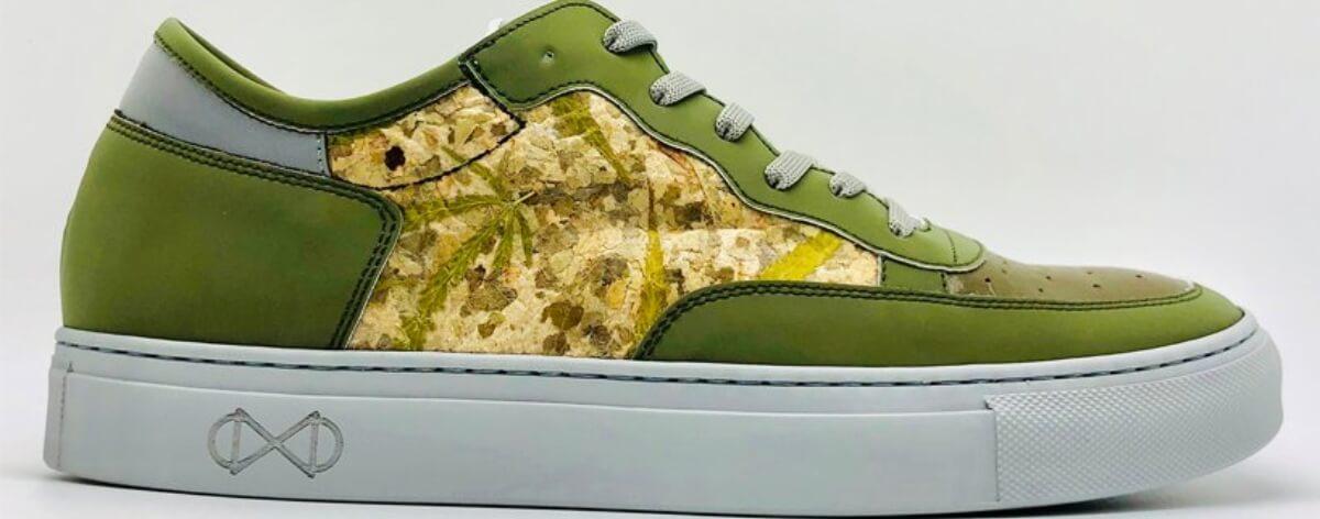 Sneakers sustentables hechos de cannabis de nat-2