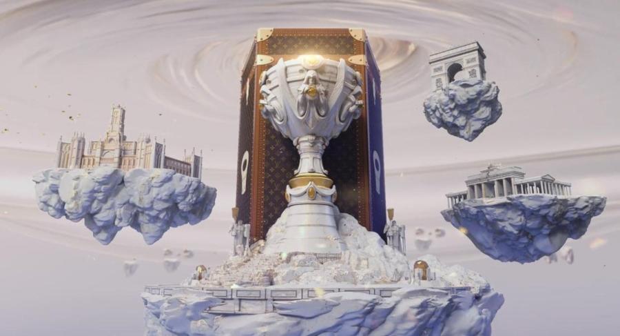 Louis Vuitton será el patrocinador de League of Legends