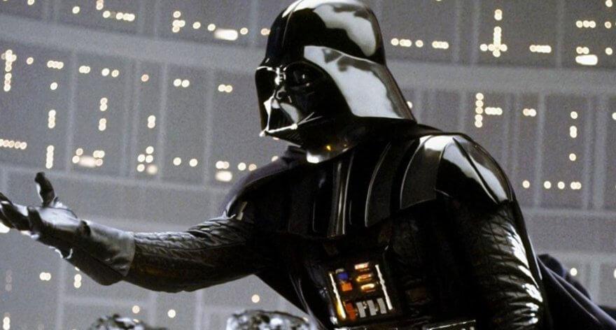 Máscara y casco originales de Darth Vader se subastarán