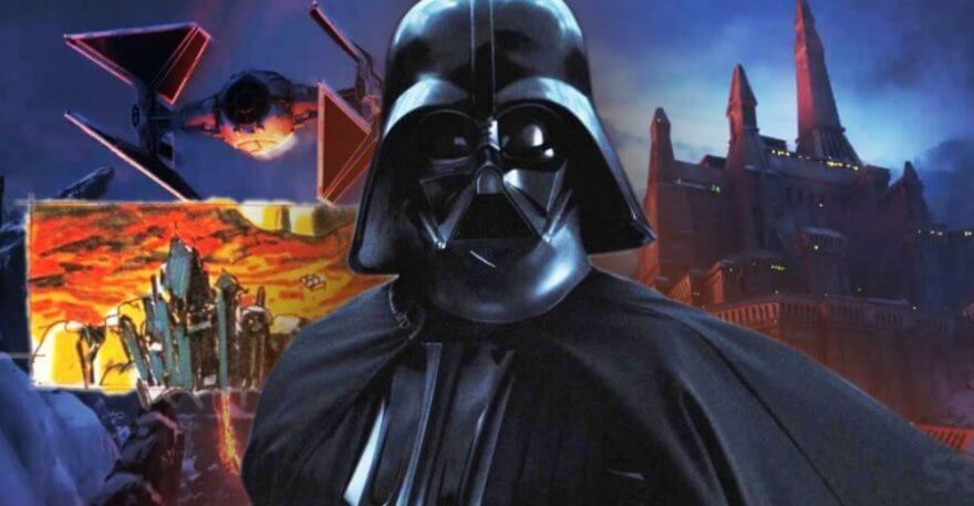 Máscara y casco de Darth Vader será subastados