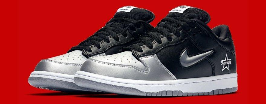 Nike y Supreme con nueva colaboración skate