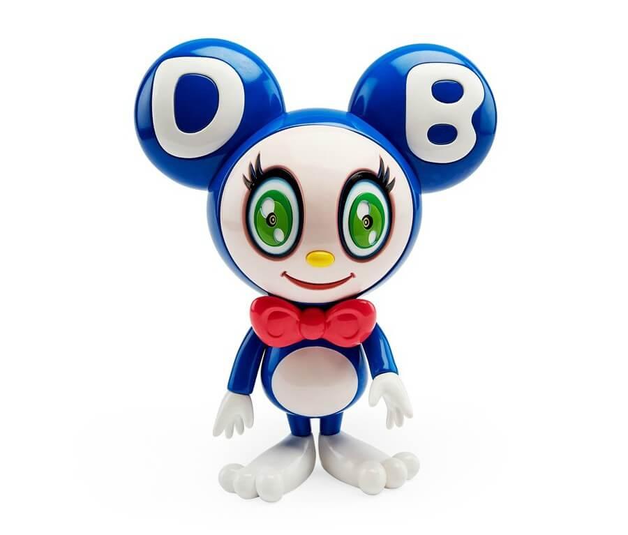 Nuevos juguetes de Takashi Murakami