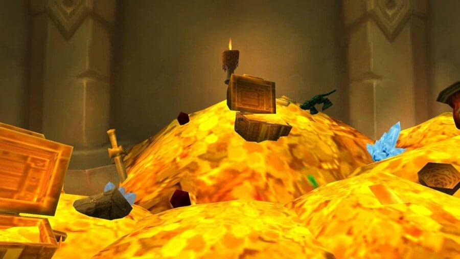 Oro de World of Warcraft
