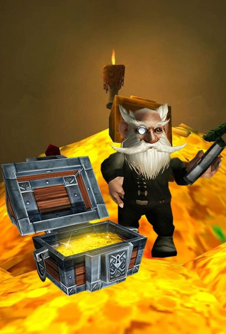 Oro de World of Warcraft supera al dólar