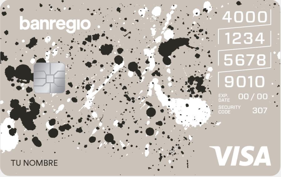 Diseño Pollock '56 de la colección 2019 de Banregio