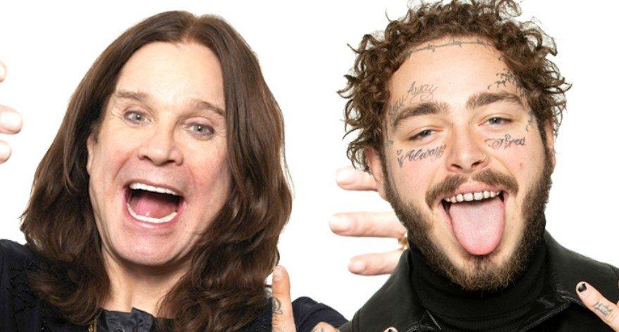 Post Malone y Ozzy Osbourne anuncian colaboración