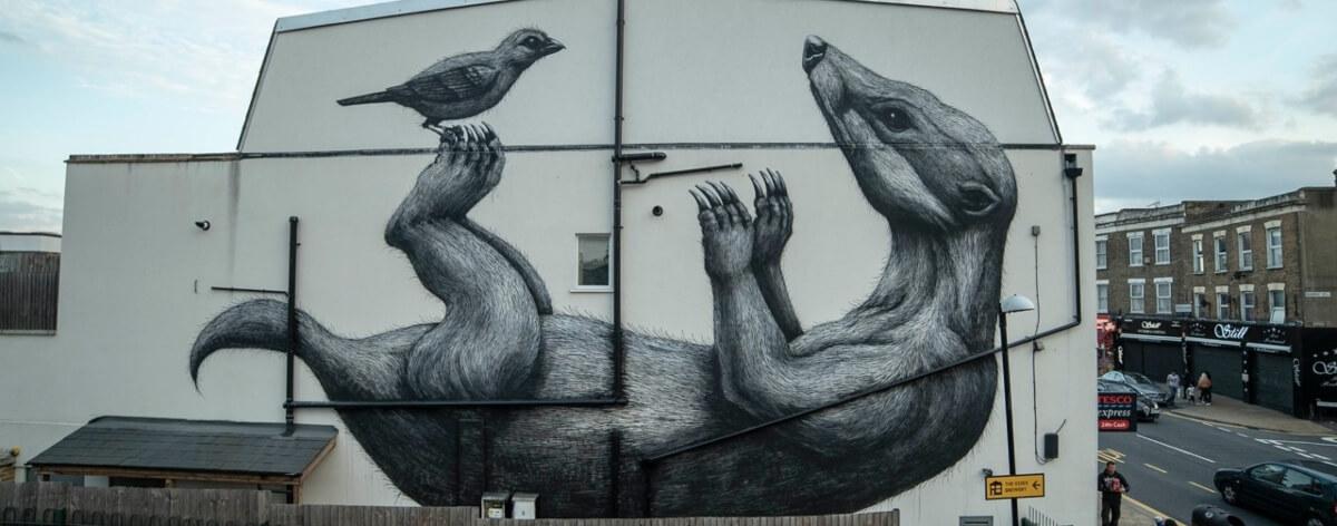 Primer festival de arte urbano llega a Londres