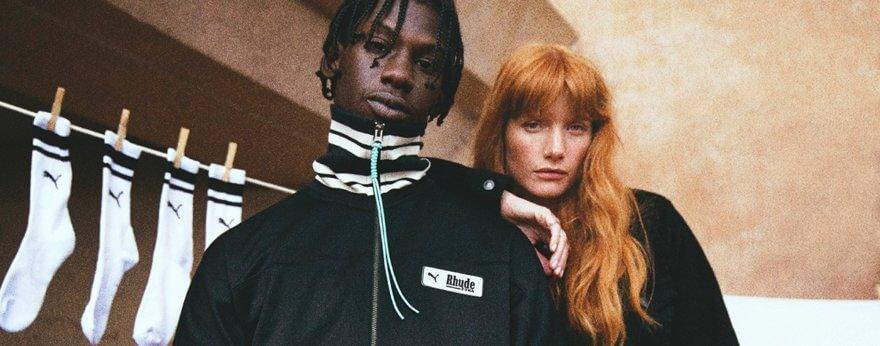 PUMA x RHUDE en una colaboración de streetwear