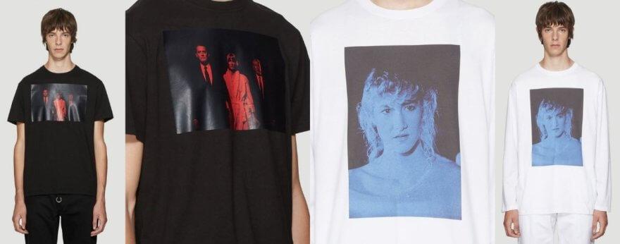 Raf Simons lanza breve homenaje a David Lynch