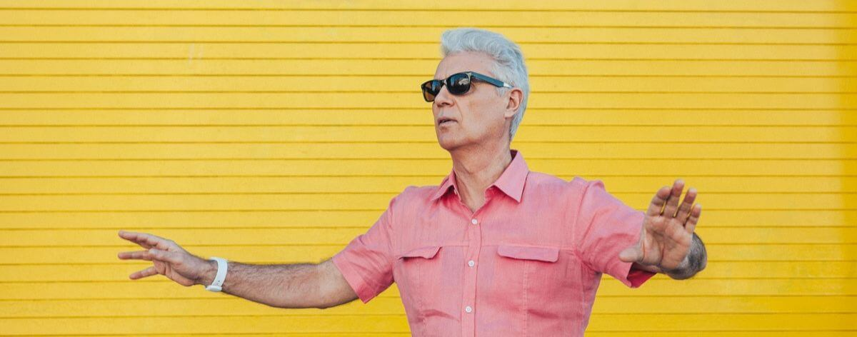 Reasons to be cheerful, la revista positiva de David Byrne