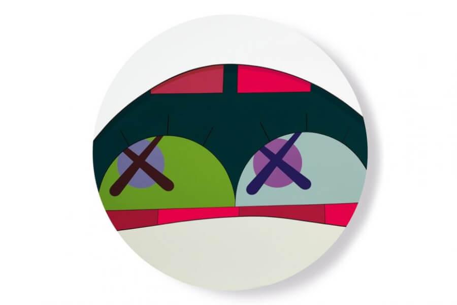 obras de KAWS en subasta de Sotheby's