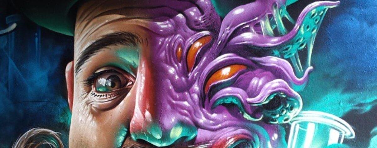 SMUG y sus increíbles piezas realistas de street art