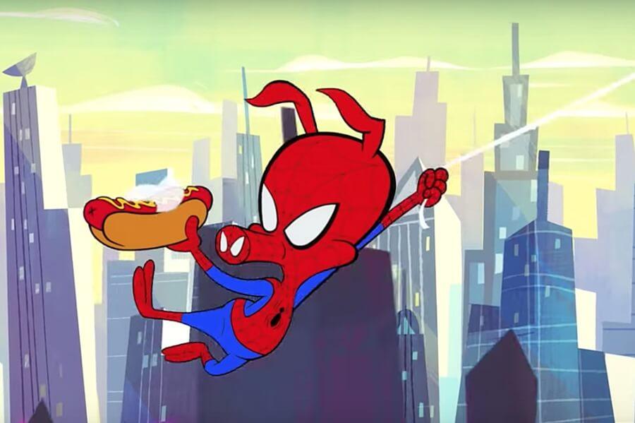 """corto animado """"Caught in a Ham"""""""