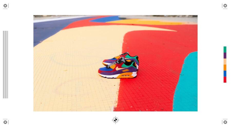 Spok Brillor y Nike presentan el nuevo Air Max 70