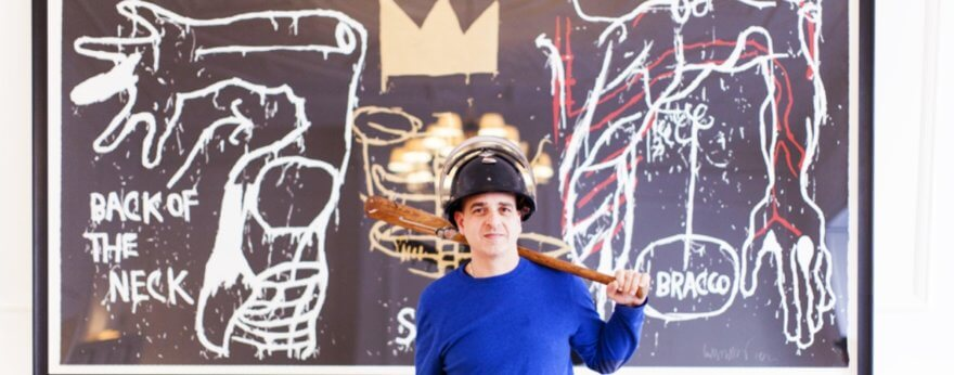 Steve Lazarides, agente de Banksy, se retira del arte