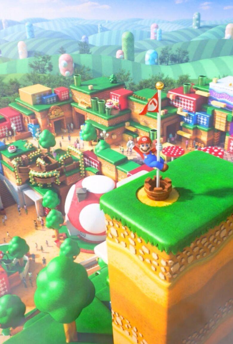 Super Nintendo World: el parque de nintendo en Tokio