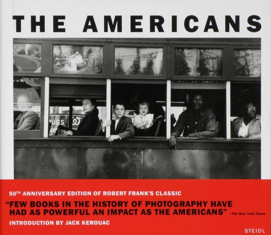portada del libro The Americans