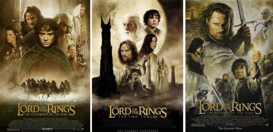 The Lord of the Rings tendrá serie