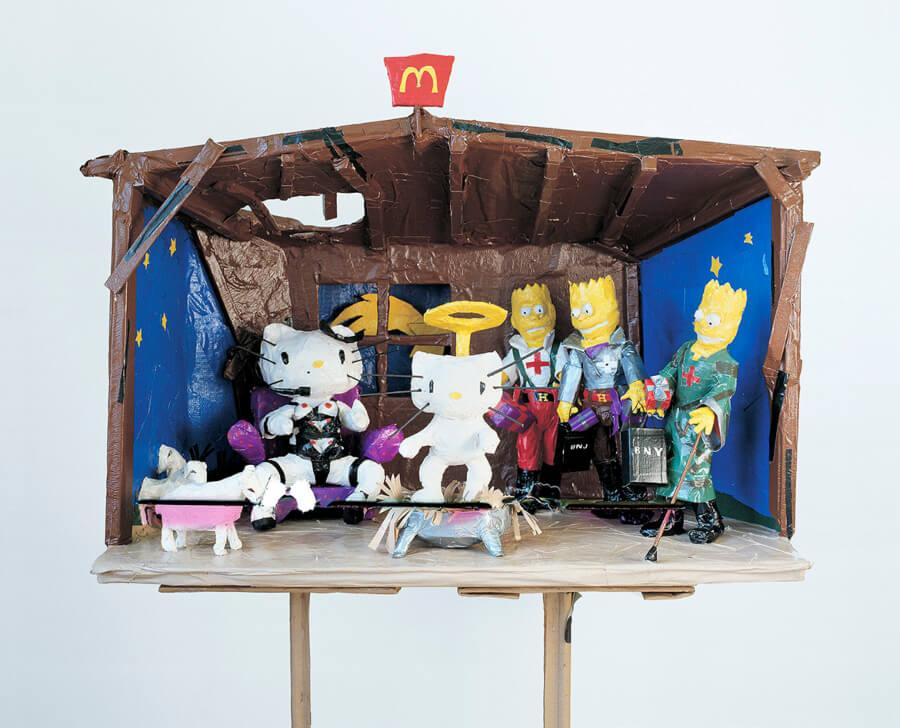 Exposición de Tom Sachs en Alemania