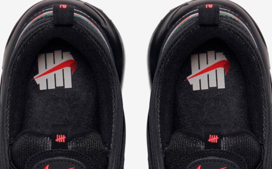 Undefeated x Nike Air Max 90 presenta nuevo colorway