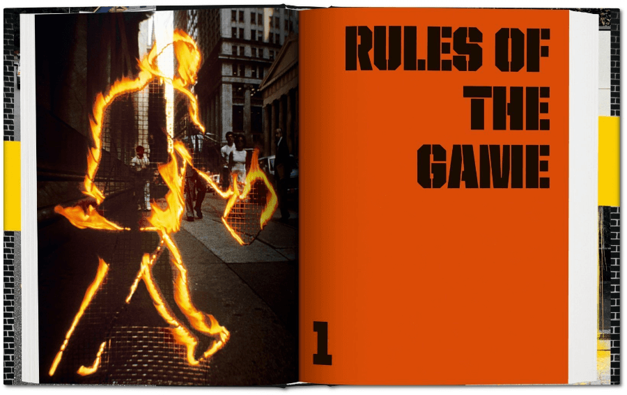 Rules of the Game by Carlo McCormick