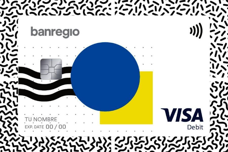 tarjeta Memphis de Banregio de la Colección 2019