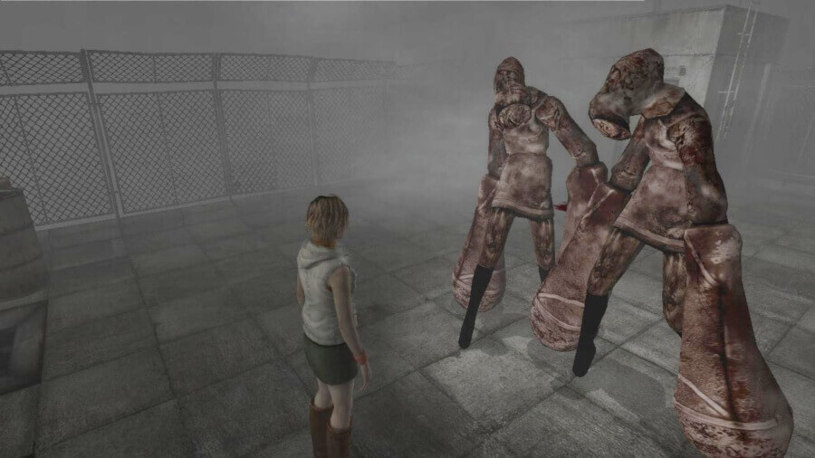 videogame Silent Hill