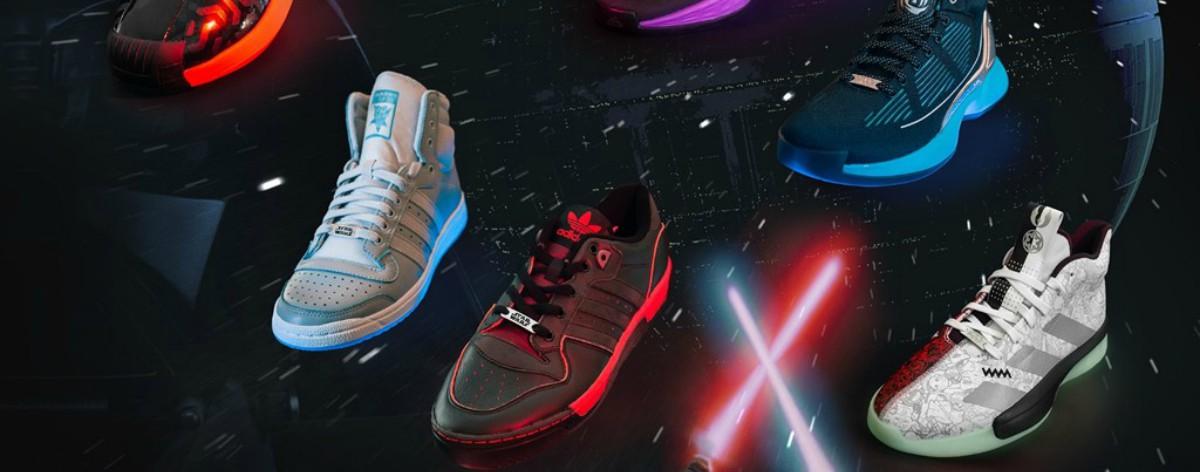Adidas x Star Wars 2019, nueva colección galáctica