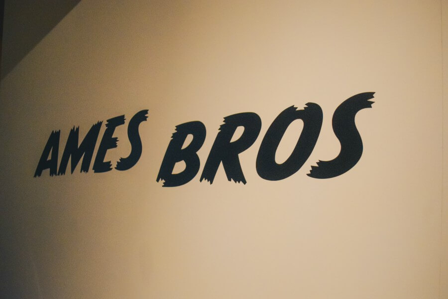 Ames Bros y Mercadorama
