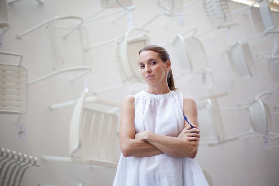 Arquitectos mexicanos Tatiana Bolbao