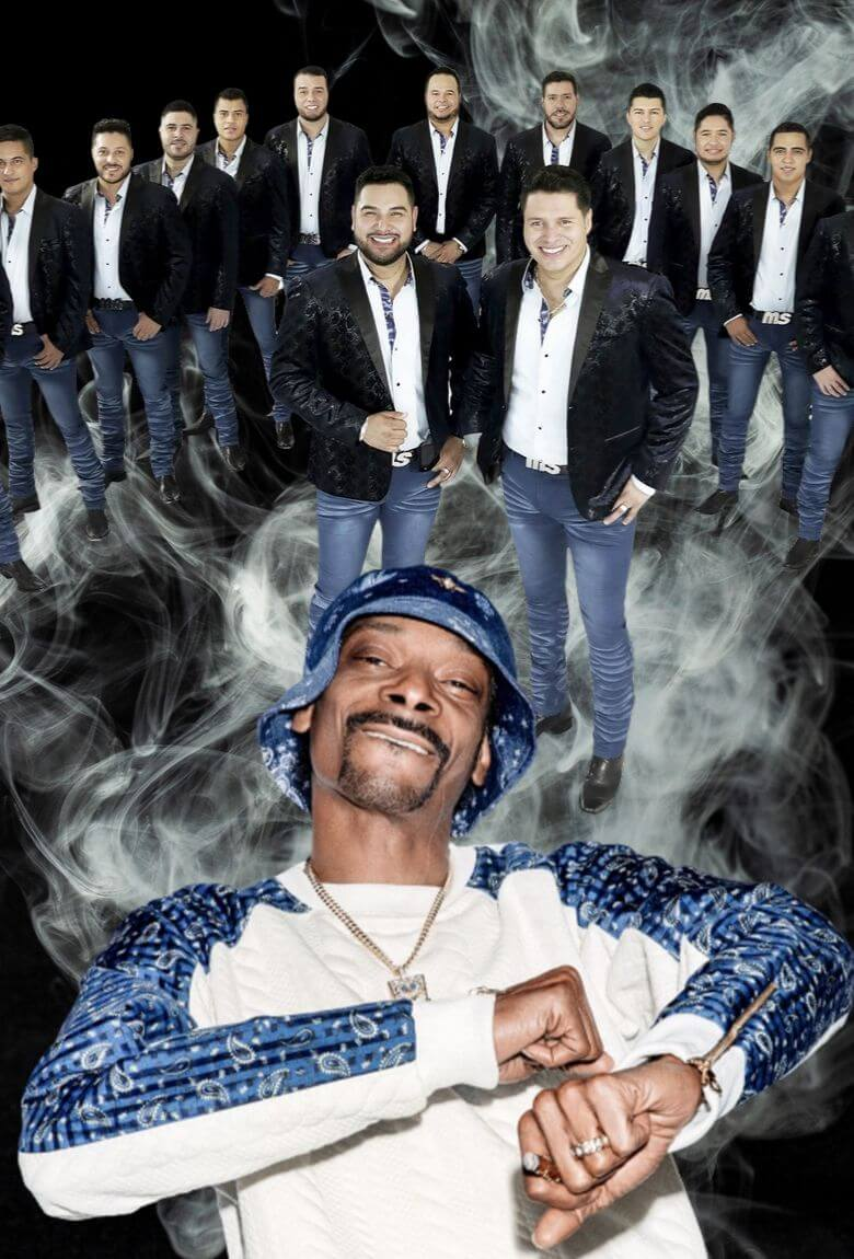 Banda MS and Snoop Dogg confirm concert together