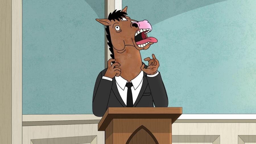 Bojack Horseman anuncia trailer de sexta temporada