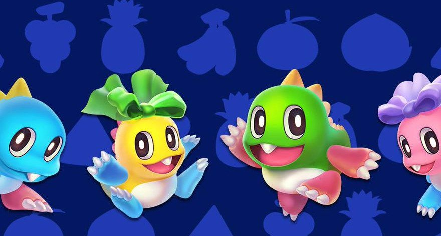 Bubble Bobble 4 prepara su llegada a Nintendo Switch