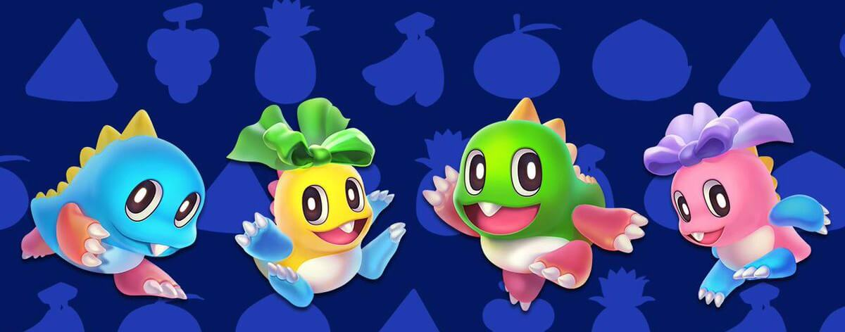 Bubble Bobble 4 prepara su llegada a Nintendo Switch