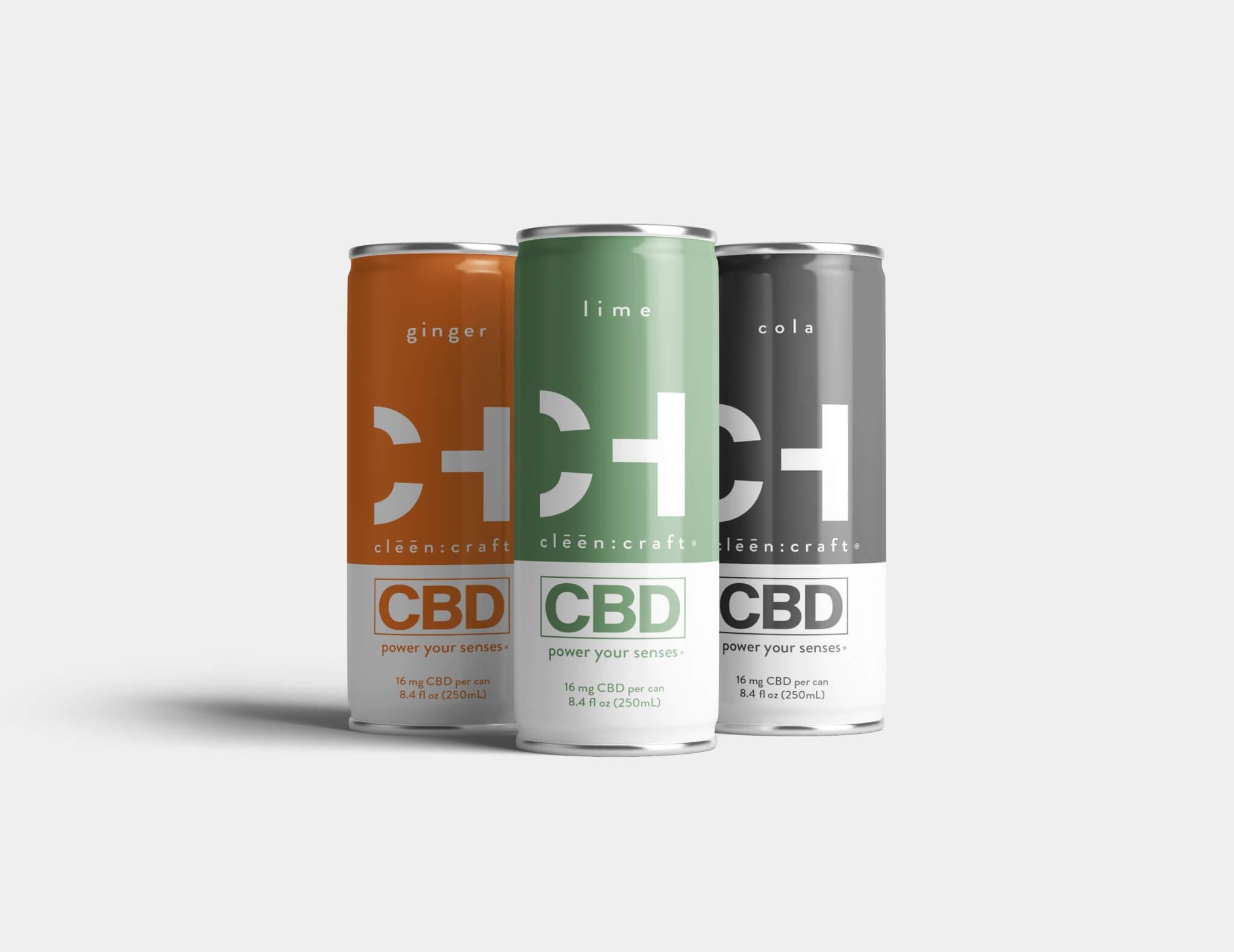 bebidas de CBD que mejoran el ánimo