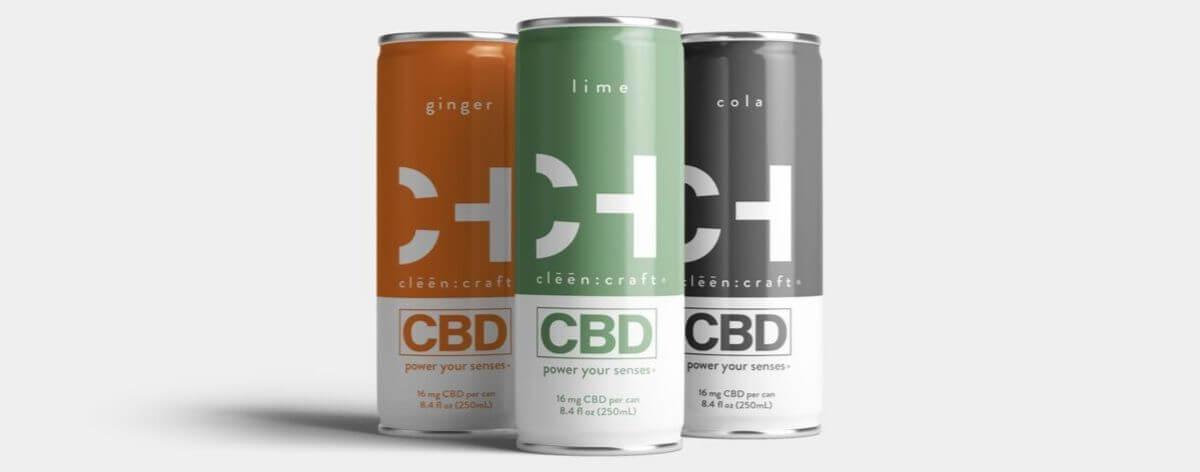 Bebidas de CBD para mejorar el ánimo