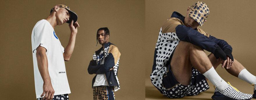 Cody Hudson en Artist in Residence de Nike