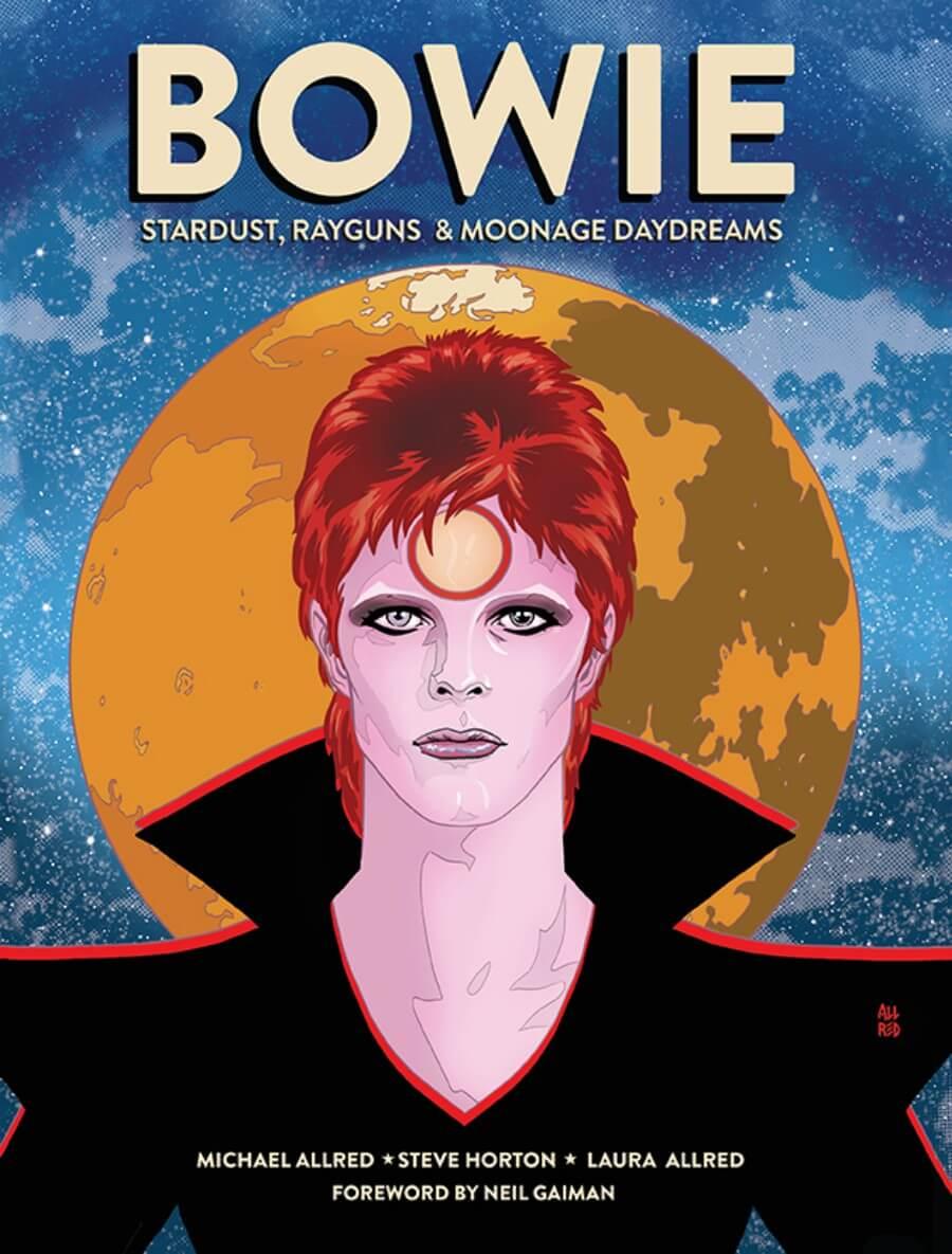 comic de Bowie