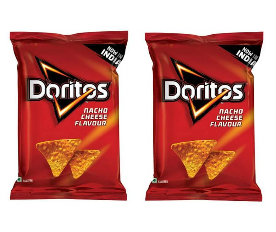 Doritos Screamin Sriracha