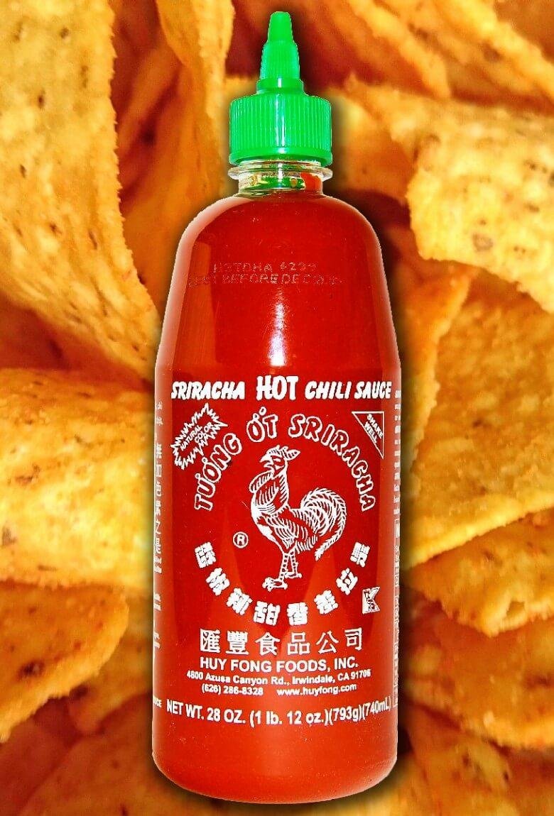 Doritos Screamin Sriracha, nuevos nachos picantes