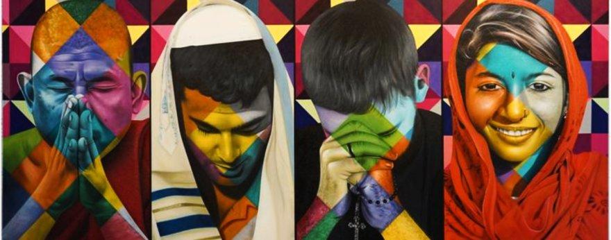 Eduardo Kobra presenta exhibición en GGA Gallery