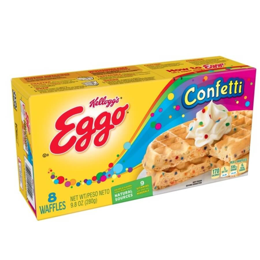 Eggo presenta nuevos pancakes
