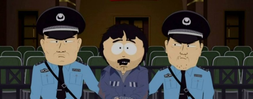 Episode 300 of South Park is censored in China