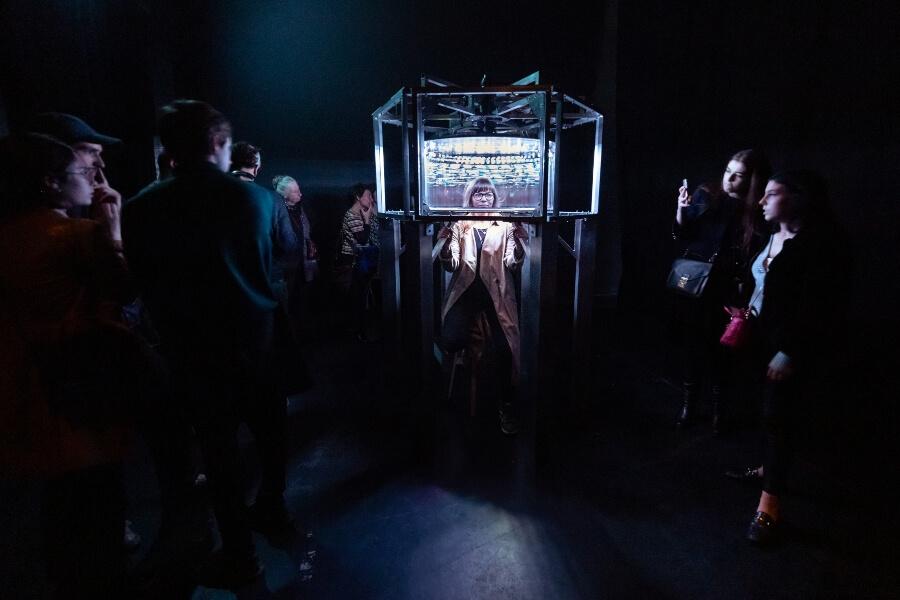 Exposición en París sobre la extinción humana