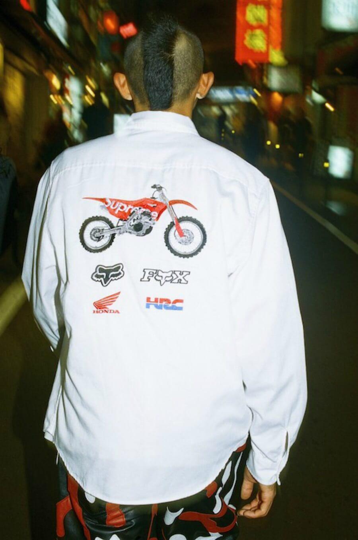 Fox Racing y Honda