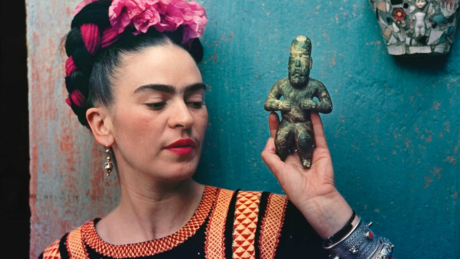 Frida Khalo quotes on Love, Pain, and Art