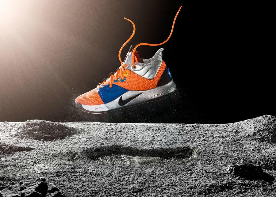 Tenis Nike de Paul George