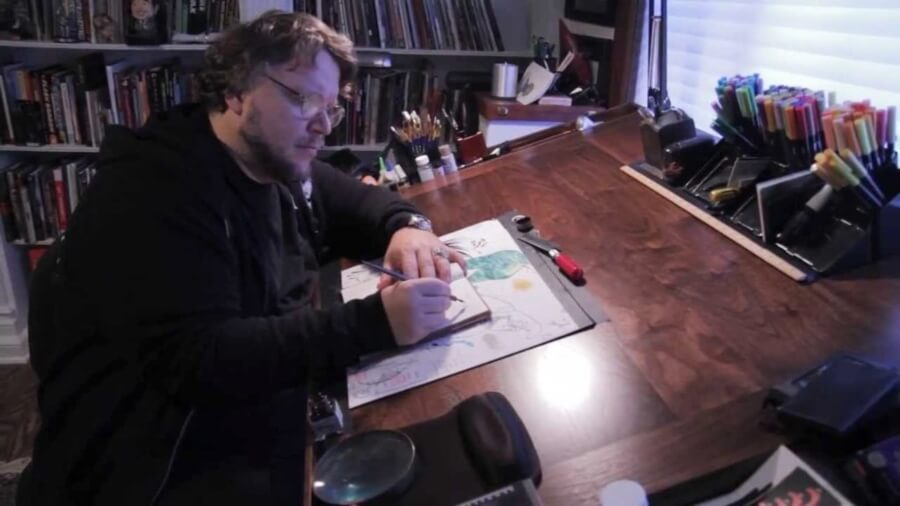 Guillermo del Toro prepara libro de cuentos de terror