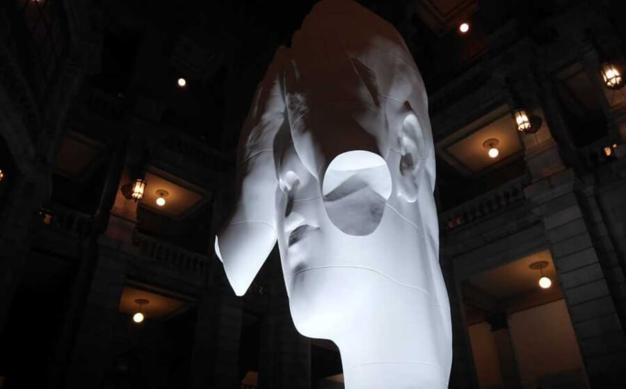 Jaume Plensa llega a la CDMX con Behind The Walls