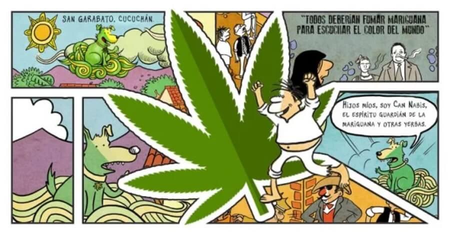 """""""Marihuana para principiantes (Con perdón de Rius)"""""""